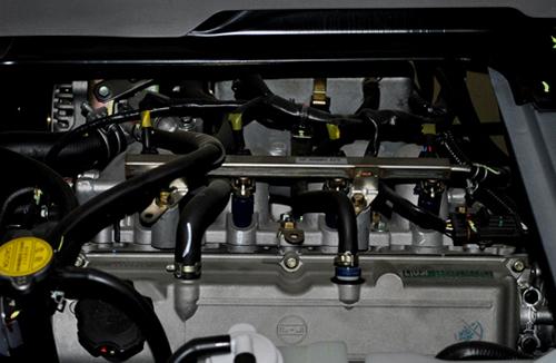 五菱柳机LJ474Q3E2发动机