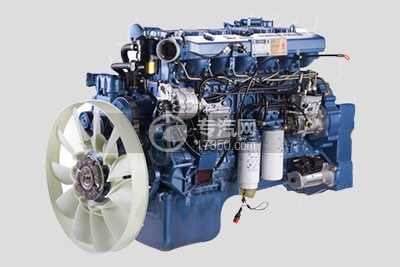 潍柴WP10.336E40发动机