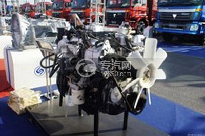 东风康明斯ISB180 40发动机