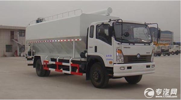 散装饲料运输将走向饲料运输的主导地位