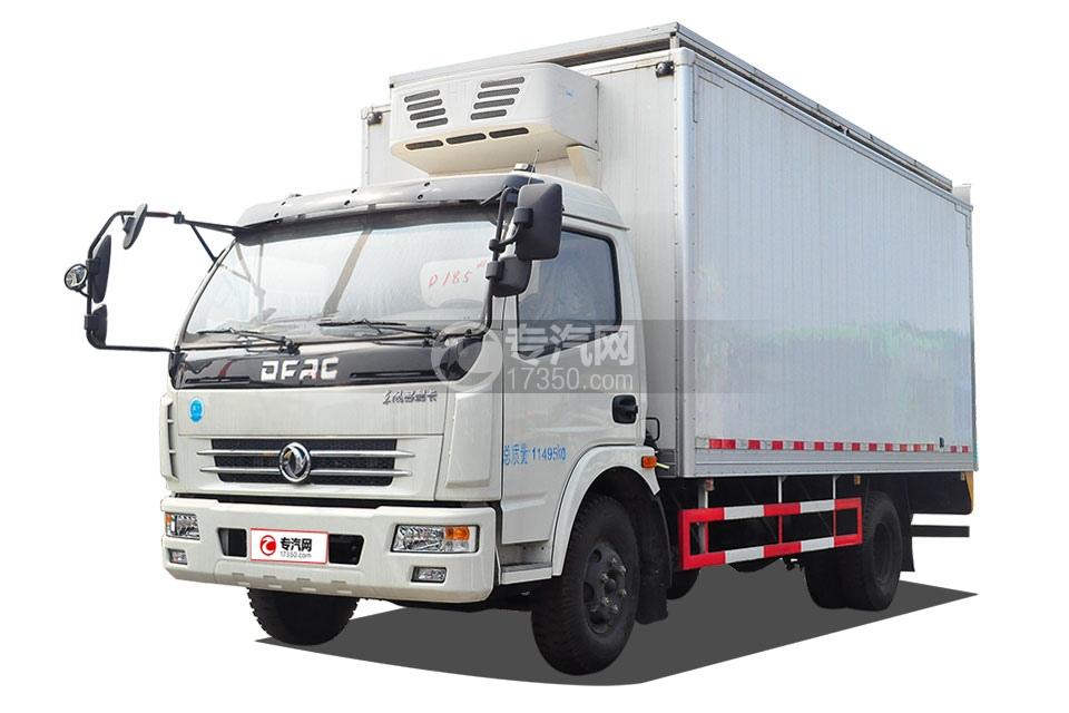 东风多利卡国五冷藏车