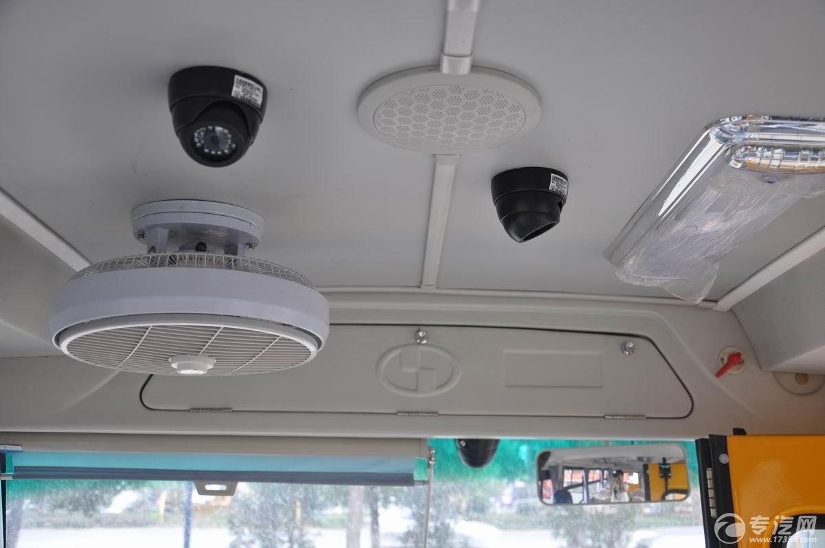 少林19座幼儿园校车摄像头