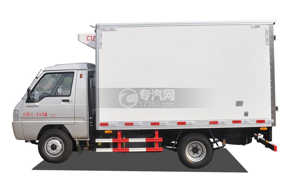 东风小霸王V微卡冷藏车3