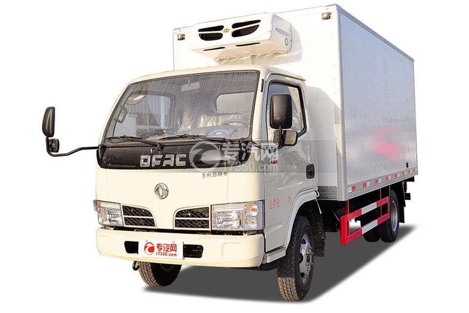 东风小多利卡国五冷藏车2