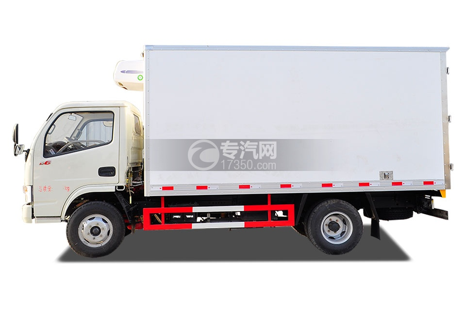 东风小多利卡国五冷藏车4