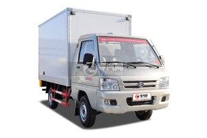 福田驭菱国五冷藏车