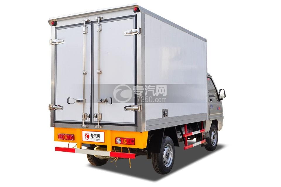 福田驭菱冷藏车4