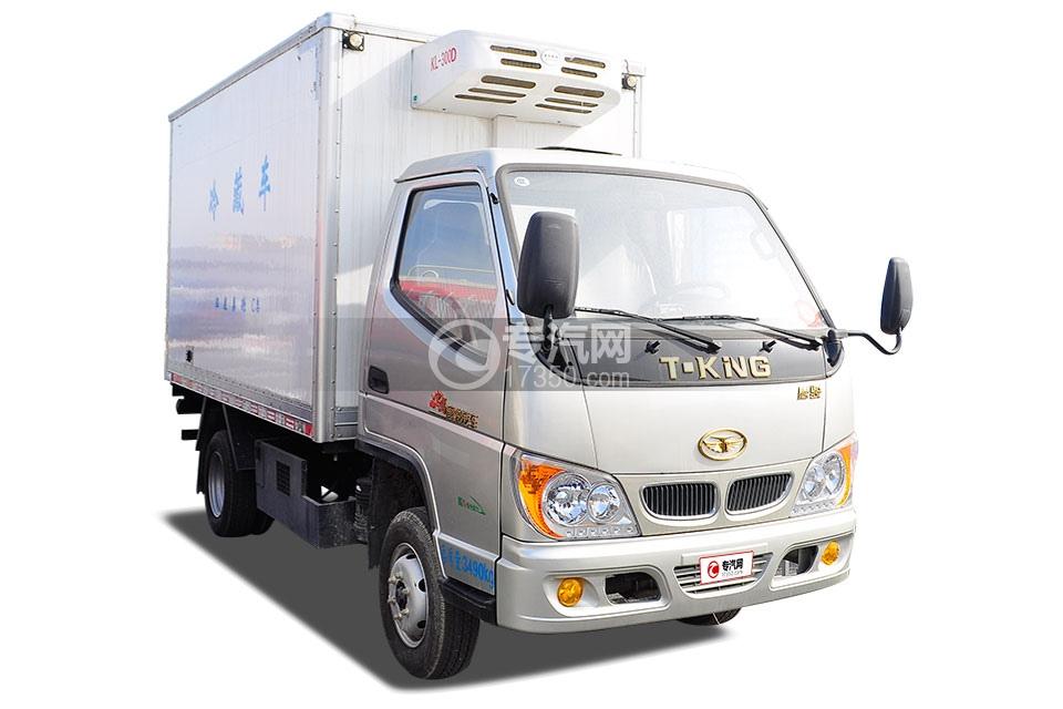 唐骏小宝马冷藏车