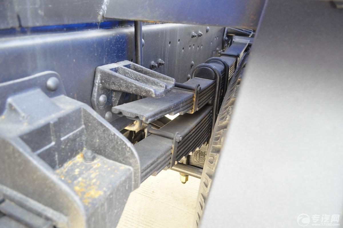 东风153单桥9方吸污车钢板弹簧