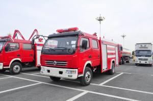 東風多利卡消防車圖片
