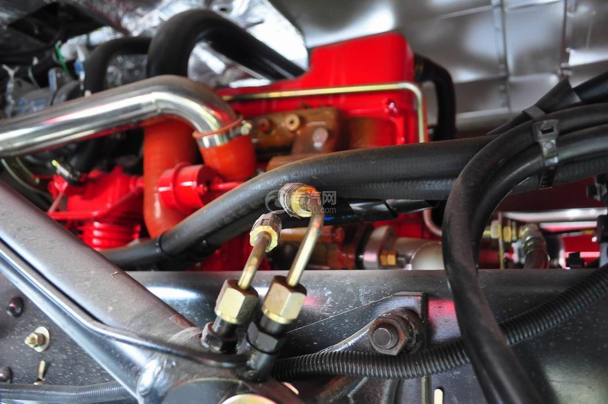 东风多利卡消防车发动机