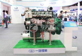锡柴CA6DF4-24E4发动机