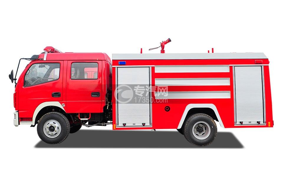 东风多利卡消防车3