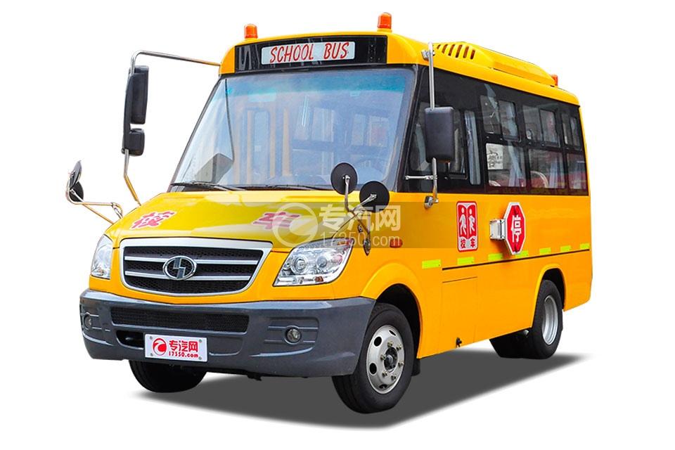 少林国五19座幼儿园校车
