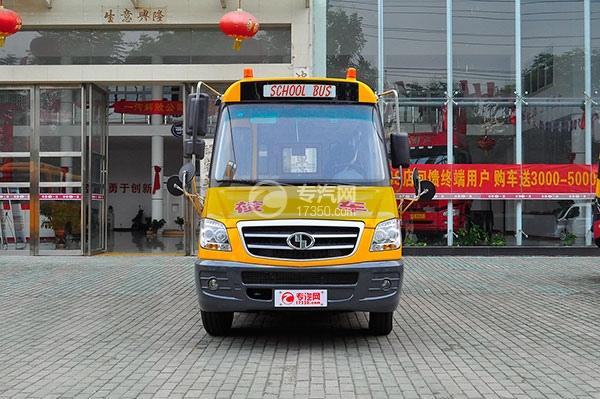 少林国五19座幼儿园校车方位图1