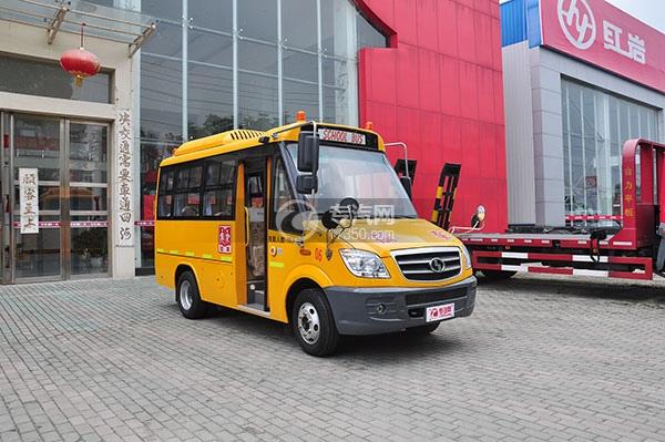 少林国五19座幼儿园校车方位图4