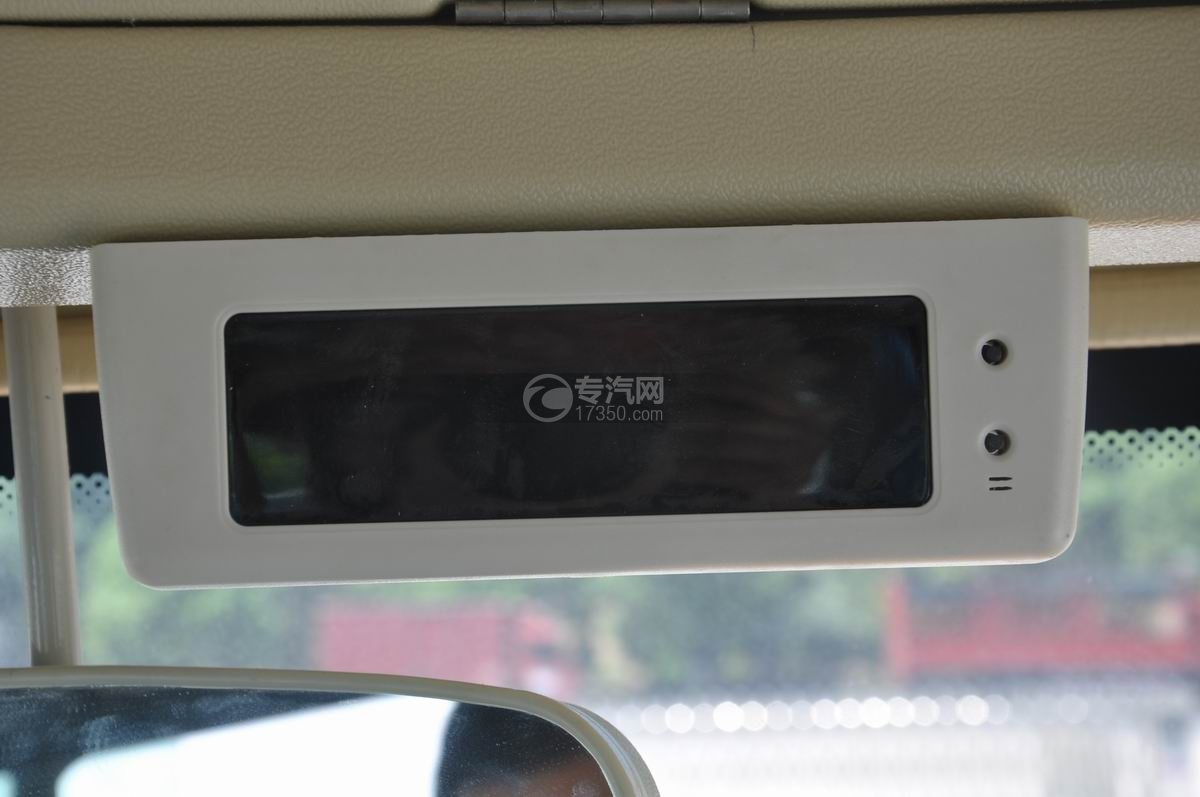 楚风19座幼儿园校车时间显示器