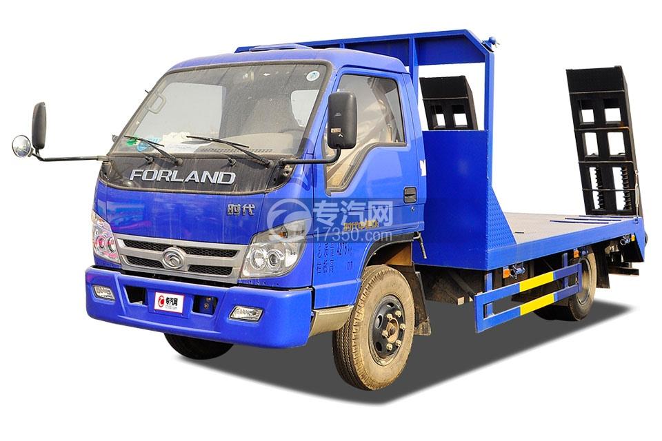 福田时代中驰D2平板运输车