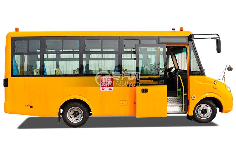 楚风国五36座幼儿园校车1