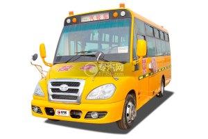 解放31座幼儿园校车