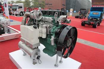 一汽CA6DM2-42E4发动机