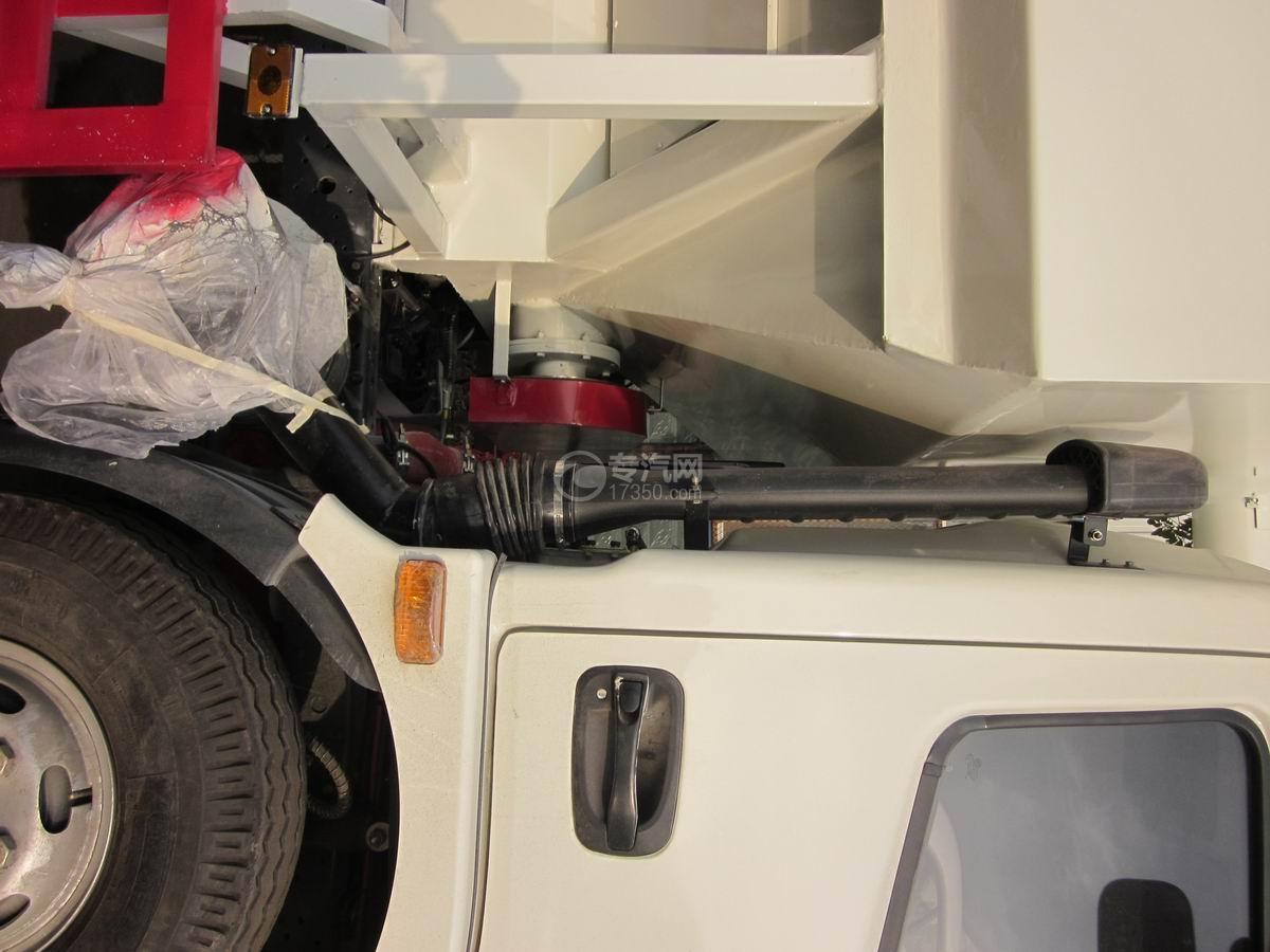 东风多利卡散装饲料运输车空气滤清器
