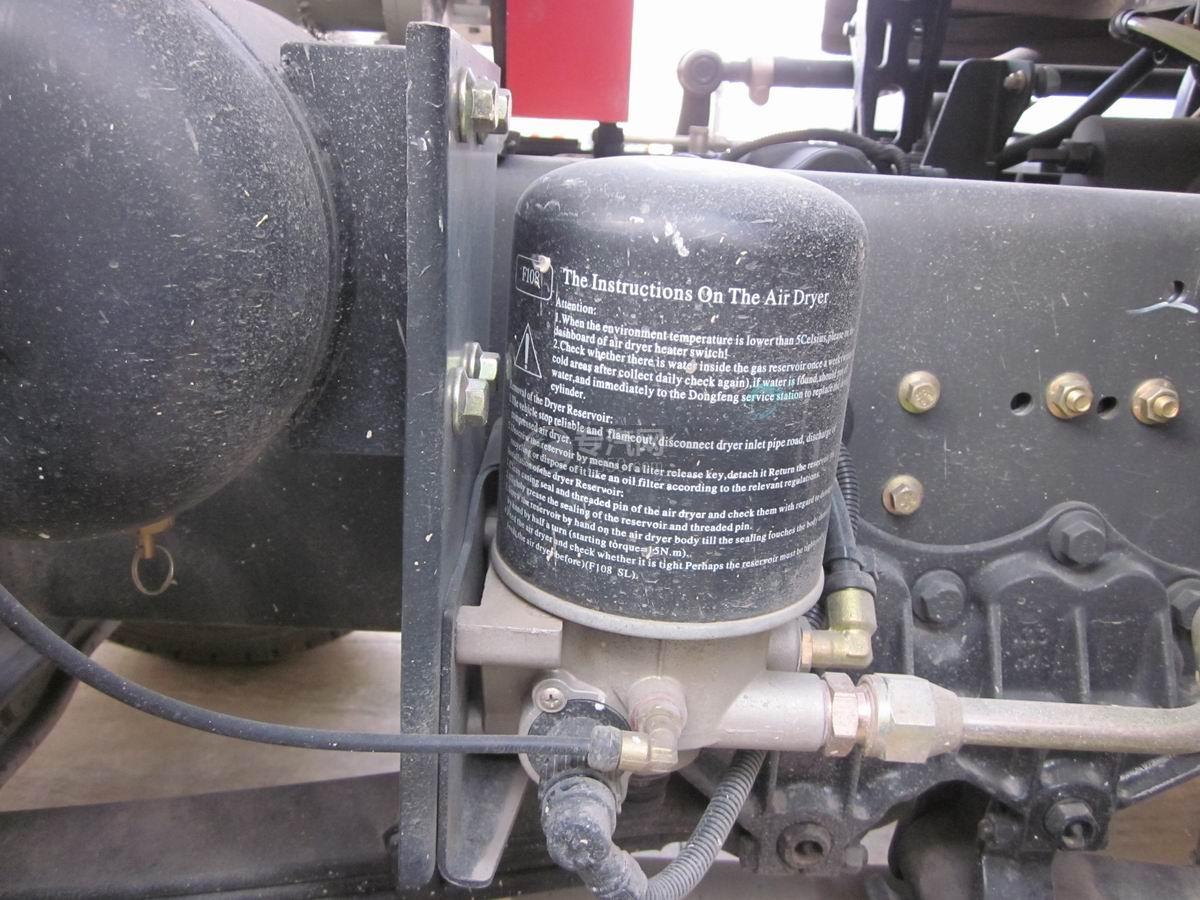 东风天龙散装饲料运输车空气干燥器