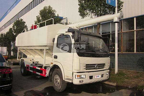 东风多利卡6吨散装饲料运输车方位图4