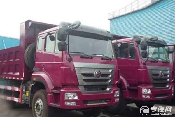 重量有限 9台轻量化自卸交付广州占领市场