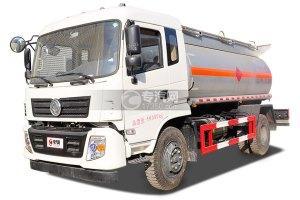 东风特商5.5方易燃液体罐式运输车