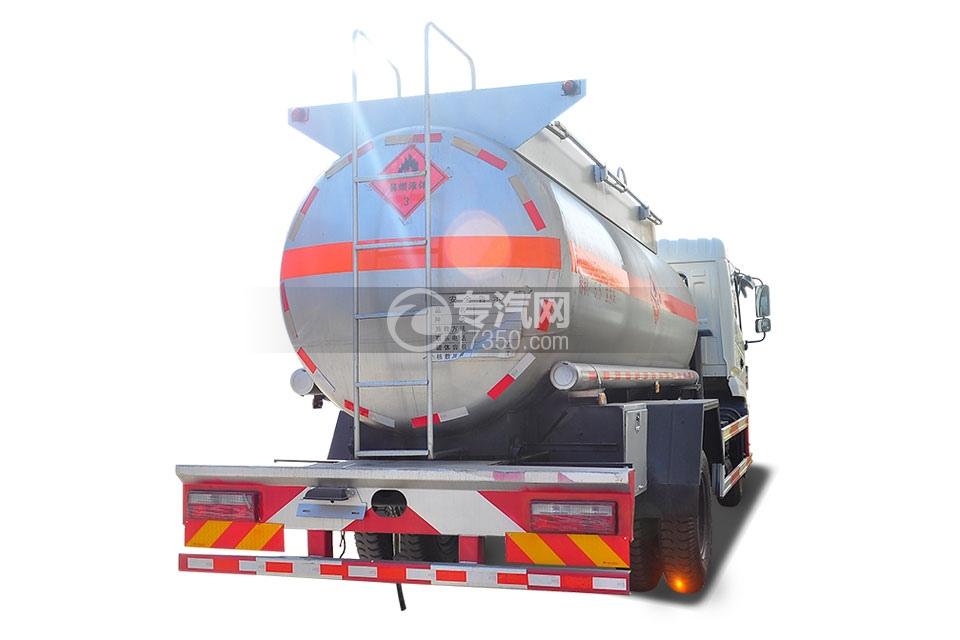 东风特商5.5方易燃液体罐式运输车4