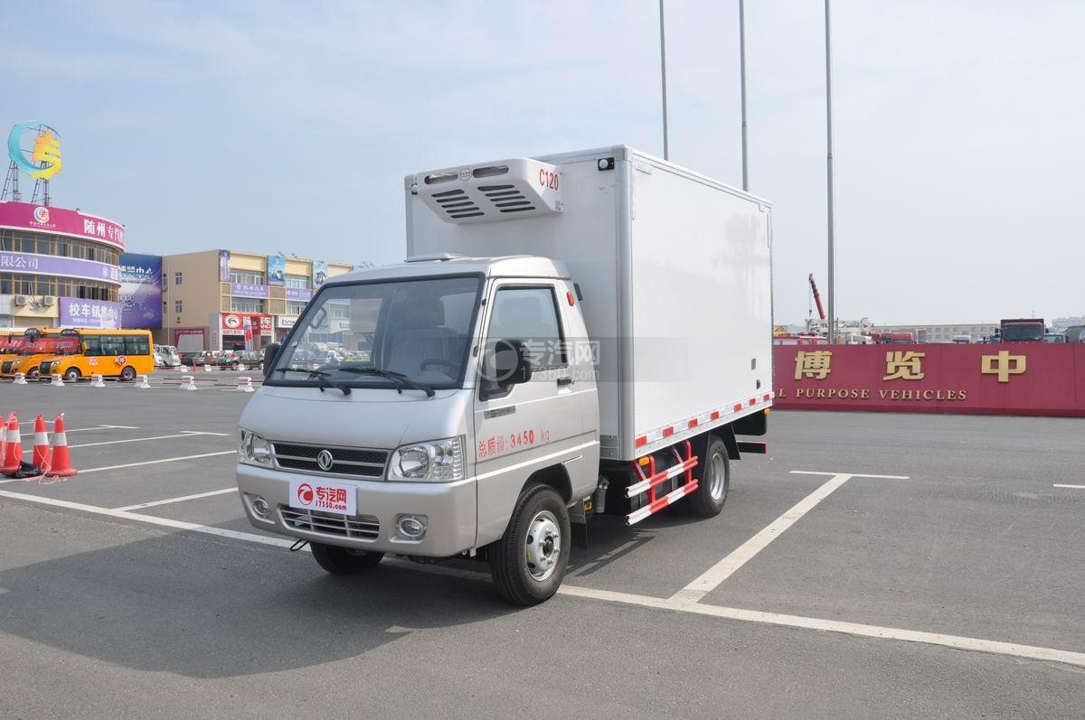 东风凯马微卡冷藏车