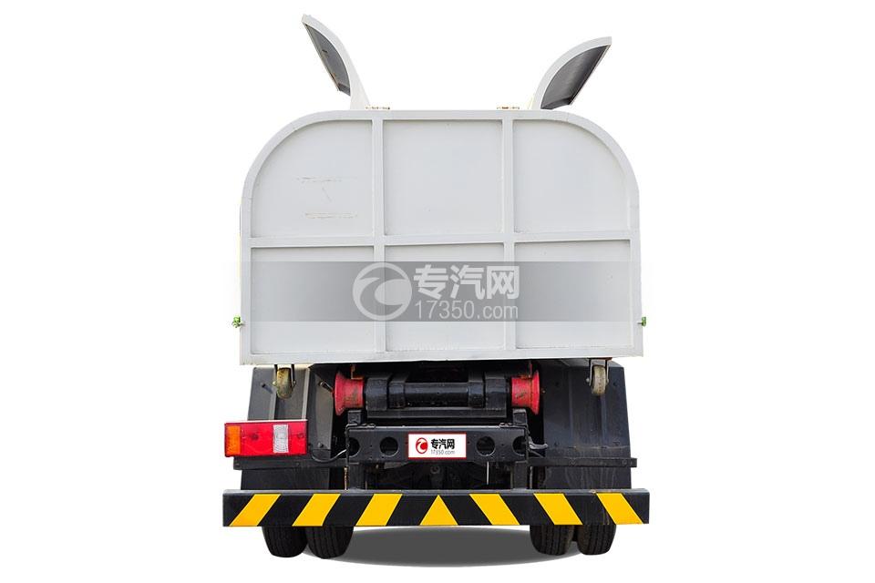 福田时代中驰L3车厢可卸式垃圾车4