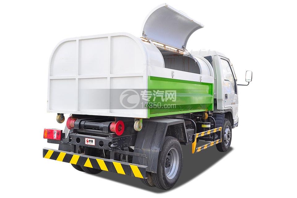 福田时代中驰L3车厢可卸式垃圾车3