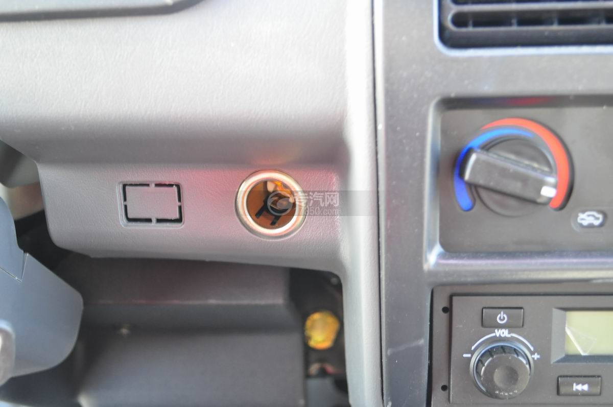 福田馭菱冷藏車點煙器