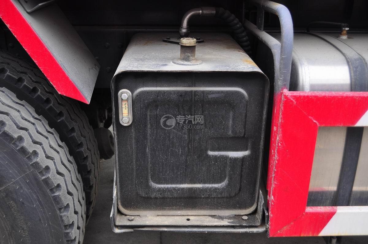 江淮格尔发前四后八对接式垃圾车液压油箱