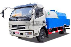 東風多利卡國五6.6方高壓清洗車