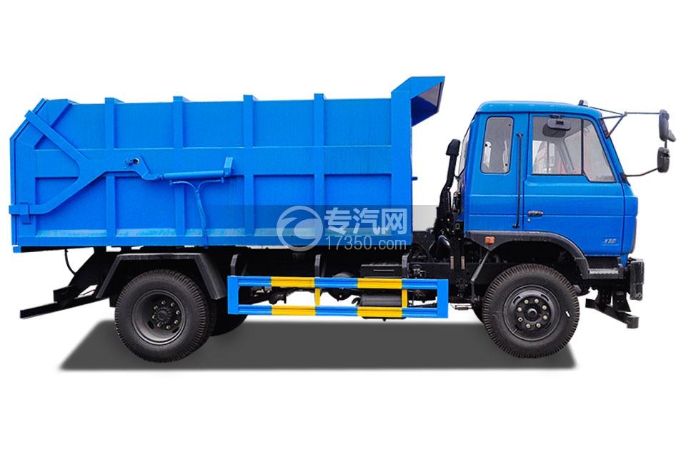 东风145对接式垃圾车4