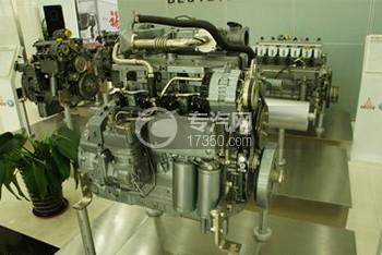 大柴BF4M2012-16E4发动机