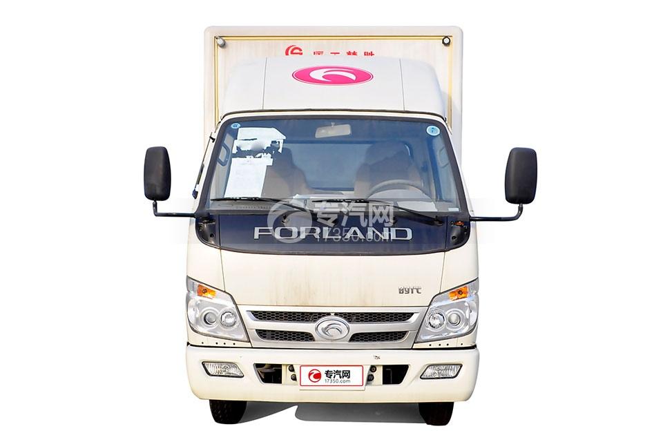福田时代小卡之星3LED广告车1