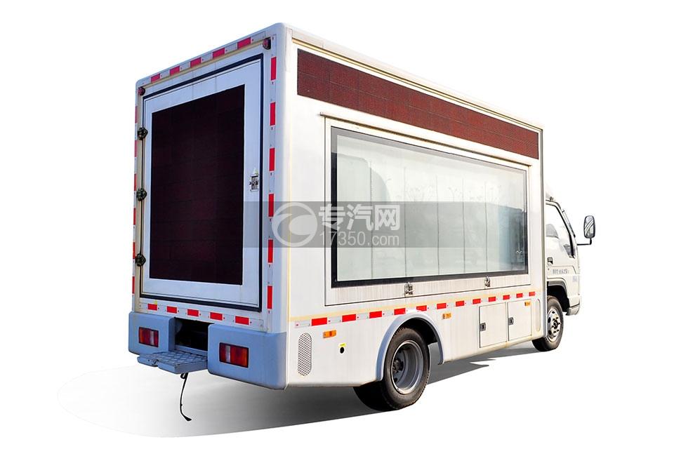 福田时代小卡之星3LED广告车4