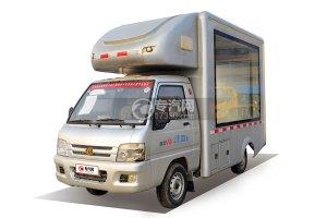 福田時代馭菱LED廣告車