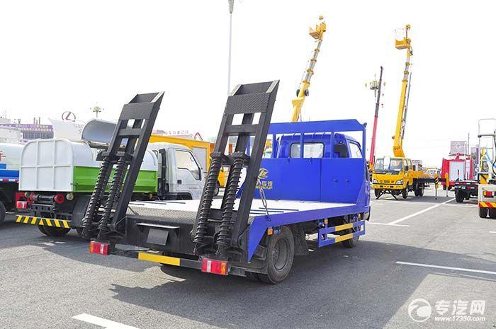 平板运输车在运前需进行检查的重要性