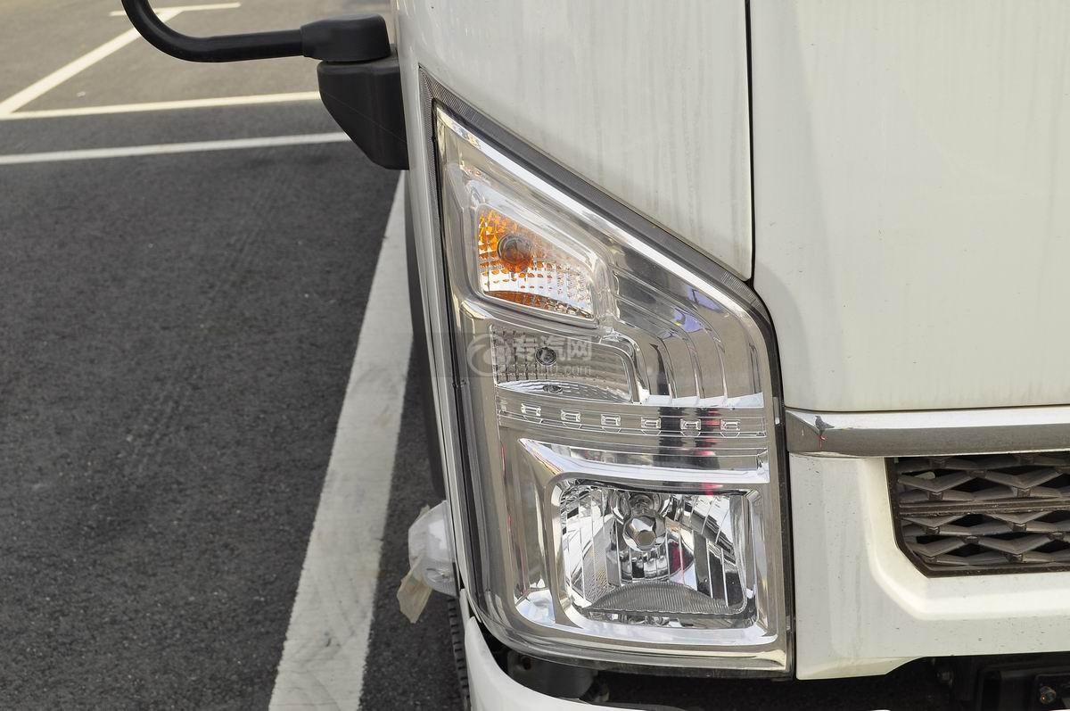 解放LED广告车大灯