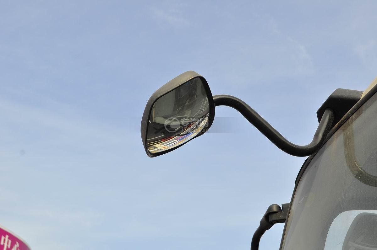 解放LED广告车补盲镜