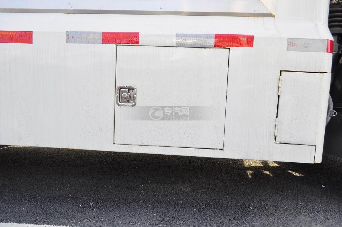 解放LED广告车工具箱