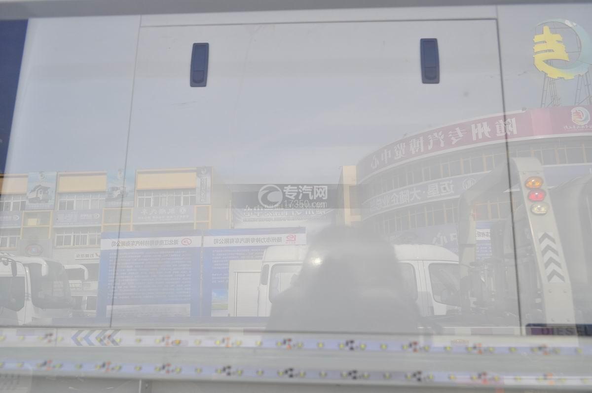 解放LED广告车LED车箱体