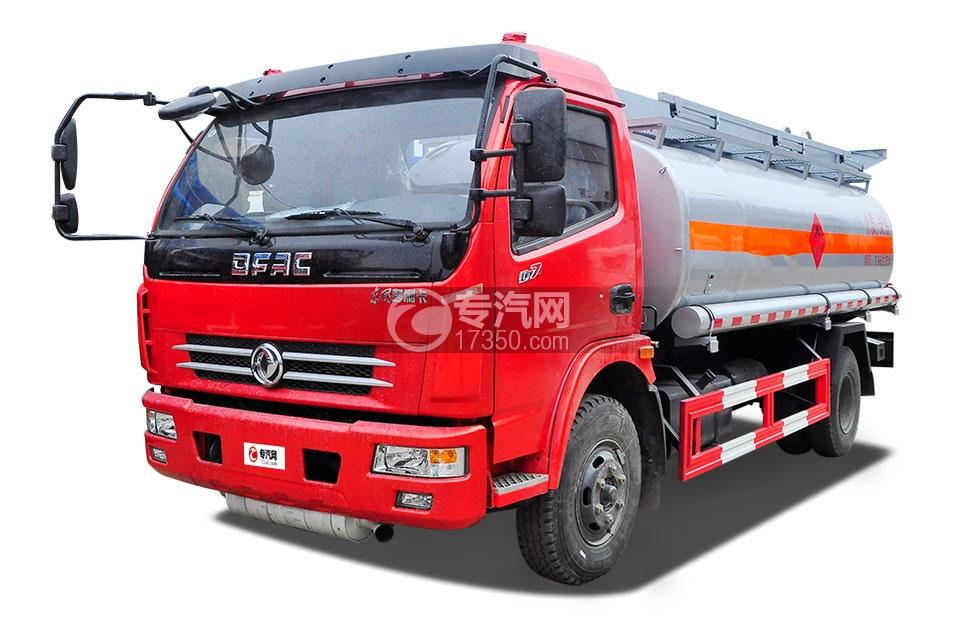 东风多利卡国五8方加油车