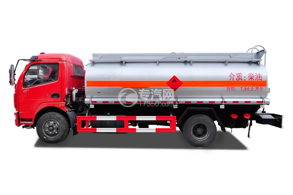 东风多利卡国五8方加油车3