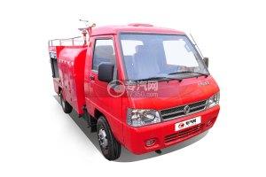 东风小型消防洒水车